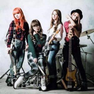 Scandal band Japanese