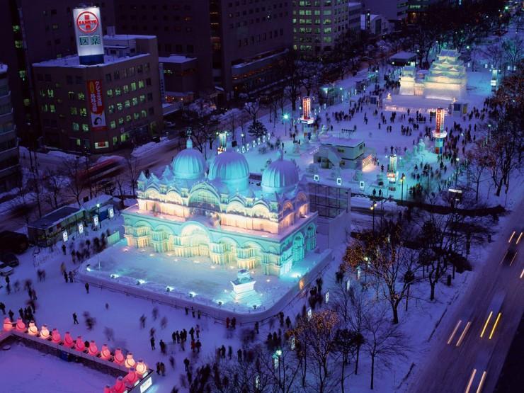 sapporo-snow-festival