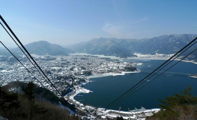 fuji-five-lakes-kawaguchi