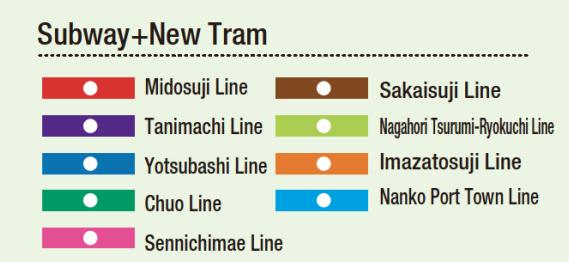 osaka-subway-line