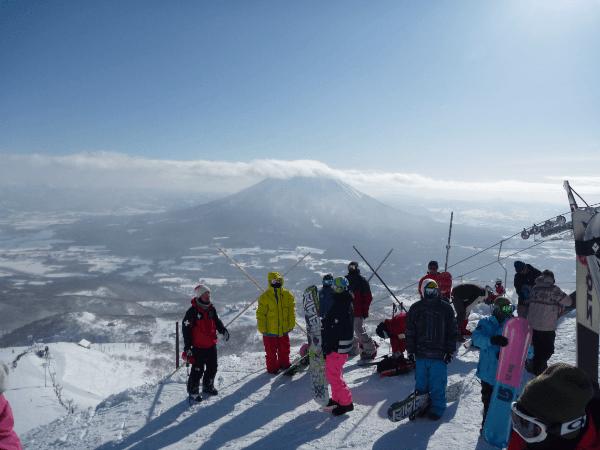 skiing-hokkaido